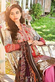 Pakistani Designer Clothes Online UK | Latest Trend of Women's Wear | House of Faiza