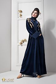USAIF MODEST FORMALS| Ready Made Pakistani Designer Clothes UK | House of Faiza