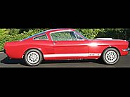 1966 Shelby GT350 Car for Sale : The Motor Masters