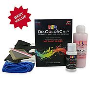 Dr Colorchip Squirtn Squeegee Paint Chip Repair Kit