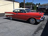 1957 Chevrolet Bel Air Hardtop : Classic Cars : The Motor Masters