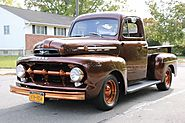 1951 Ford F1 Pickup : Classic Trucks For Sale : The Motor Masters