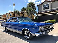 1967 Plymouth Satellite : Plymouth For Sale : The Motor Masters