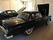 1957 Ford Thunderbird Car for Sale : The Motor Masters