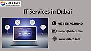 IT Services in Dubai | IT Service Companies in Dubai