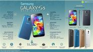 Maxabout Infographics: Samsung Galaxy S5 Octa-Core