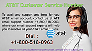 Contact AT&T email support Number +1-800-518-0963