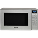 "Panasonic NN-SD681S Genius ""Prestige"" 1.2 cuft 1200 Watt Sensor Microwave with Inverter Technology & Blue Readout, St..."