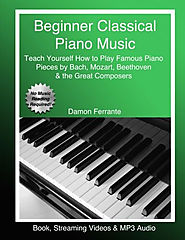Beginner Classical Piano Music Theory Book