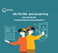 How AR/VR/MR transforming Learning Industry | CHRP INDIA Pvt. Ltd.