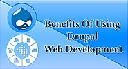 8 Benefits Of Using Drupal Web Development For Your Web Solutions!