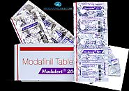 Multipurpose Modafinil tablets enhance cognitive function for better performance at work