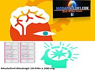 Modvigil Keeps Mind Alert And Improves Performance Levels