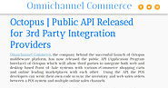 Omnichannel Commerce - POS integration with eCommerce