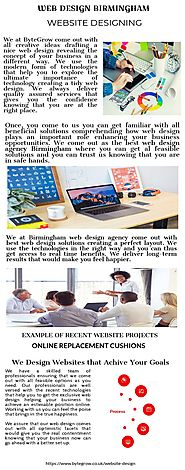Web Design Agency in Birmingham