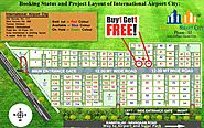 Buy Corner Plot No. 35 and Get Corner Plot No. 36 free in Dholera Smart City Phase 2 near Dholera International Airpo...