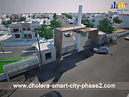 Buy Residential Plot in India's First Platinum Rating Green Smart City, Dholera
