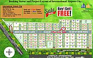 Book a corner plot on 12 meter wide road in Dholera Smart City Phase 2