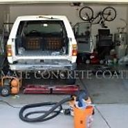 Efficient Services for Garage Floor