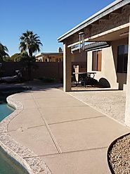 Services For Decorative Concrete Flooring