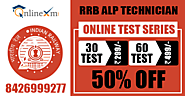 Railway RRB Test Series