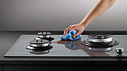 Way Clean Your Cooktop With Cooktop Cleaner