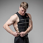 Need A Weighted Vest For Everyone