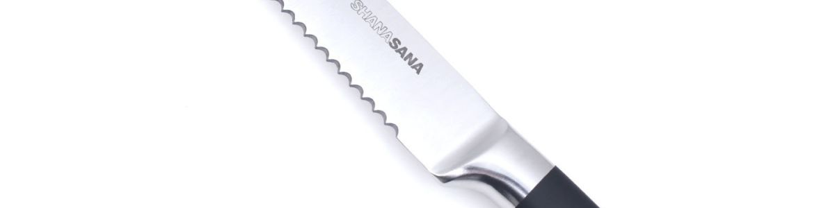 Headline for Top 12 Best Bread Knives Reviewed 2018-2020