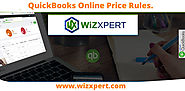 Everything You Need To Know About QuickBooks Online Price Rules