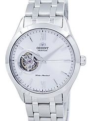 Orient Open Heart Automatic FAG03001W0 Mens Watch – Timepiecestowatches.com