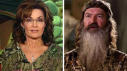 Phil Robertson defender Sarah Palin admits to not having read his interview