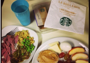 Seattle woman says she ate only Starbucks food for a year