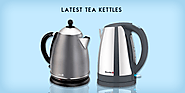 The Latest Tea Kettles to Prepare Tea Instantly