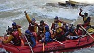 Book exciting Victoria Falls Tandem Kayaking