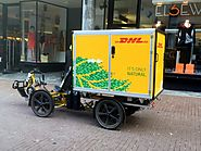 Electric Delivery Cargo Bike: Changing the Delivery Notion