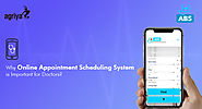 Why Online Appointment Scheduling System is Important for Doctors? – News on Web Design and Deveopment
