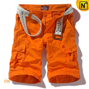 Mens Double Pocket Cargo Shorts CW140169