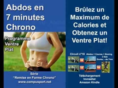 Abdos en 7 minutes chrono, version Kindle