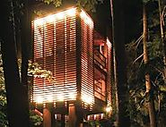 4TreeHouse – a lantern on the stilts