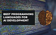 Top 5 Programming Languages For Artificial Intelligence Development – Java Application Development Company India