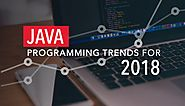 Don't Miss To Read About The Latest Trends of Java Technology