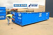 Best Skip Bins Adelaide - Blue Bins Waste