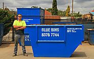 Get rid of any office or home waste with Skip Hire Adelaide – Blue Bins Waste Pty. Ltd