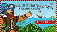 On the Trail of Captain John Smith: A Jamestown Adventure -- National Geographic Kids