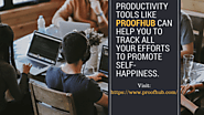 It's time to take action to get your productivity back. Switch to ProofHub