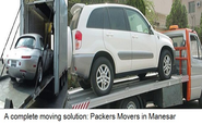 A complete moving solution: Packers Movers in Manesar