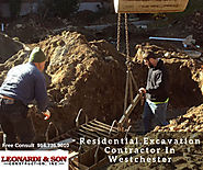 Best Residential Excavation Contractor In Westchester