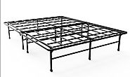 Best Bed Frames for Heavy People Reviewed by Experts [April 2018]
