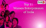 Top Eleven Successful Women Entrepreneurs of India