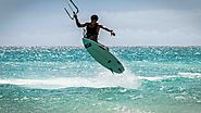 Exciting Kitesurfing in Madagascar